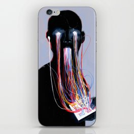 Consumption iPhone Skin