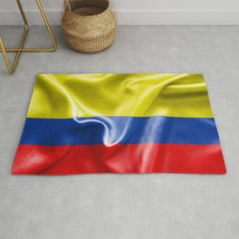 Colombian Flag Rug