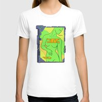 android T-shirts featuring Android Advertising by Jagged-Snail Design