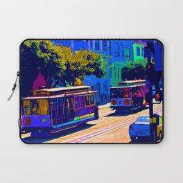 San Francisco 002 Laptop Sleeve