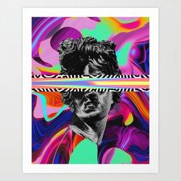 Stetic Art Print