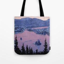 Mont-Tremblant Provincial Park Tote Bag