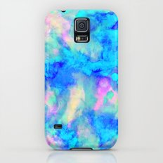 Electrify Ice Blue Slim Case Galaxy S5