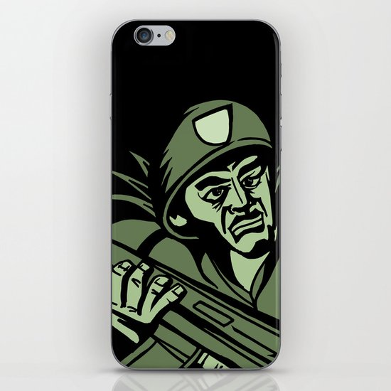This is my Weapon iPhone & iPod Skin