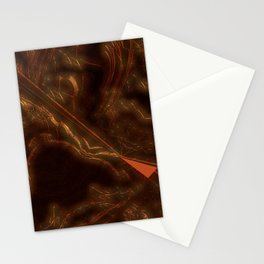 The Space - Time Continuum Stationery Cards
