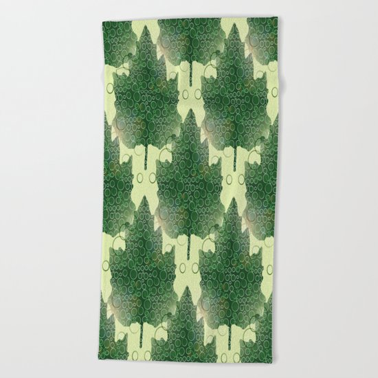 Nature At Its Best Beach Towel