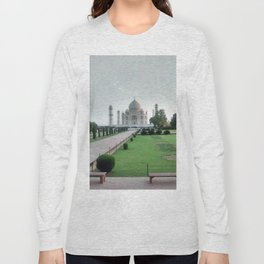 Taj Mahal Grounds Long Sleeve T-shirt