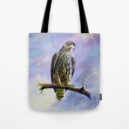 Ayres's Hawk Eagle Tote Bag