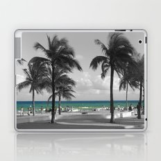 Miami Beach Florida Ocean Laptop & iPad Skin