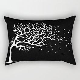 Wind tree Rectangular Pillow