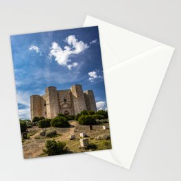 Castel del Monte Stationery Cards