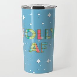 Jolly Blue Travel Mug