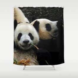Friends are for Chillin' Shower Curtain