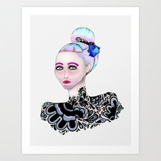 Catalina Art Print