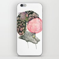 victorian iPhone & iPod Skins featuring Victorian by M3AT