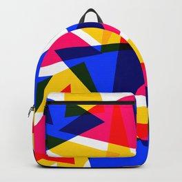 CMYK Shard Backpack