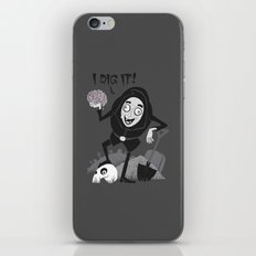 Igor dig it ... iPhone & iPod Skin