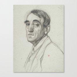 Theo van Rysselberghe by Theo van Rysselberghe Canvas Print