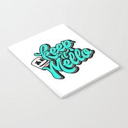 Keep it Mello Light Blue Notebook