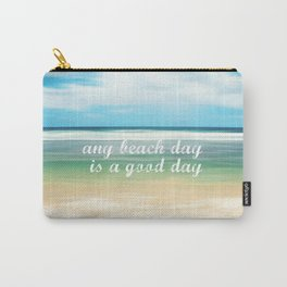 any beach day is a good day Carry-All Pouch