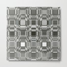 11 Max pro Metal Print