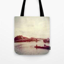 TALADTANA BRIDGE Tote Bag