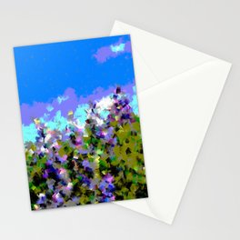 Lupines Stationery Cards