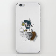 True Computer Love iPhone & iPod Skin
