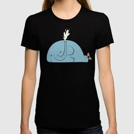 Whalephant T-shirt
