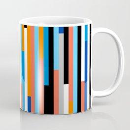 Modern Stripe Coffee Mug