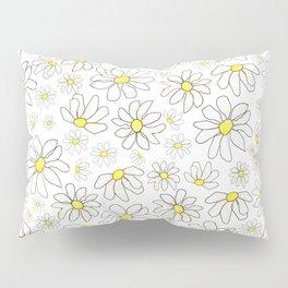Picking Daisies Pillow Sham