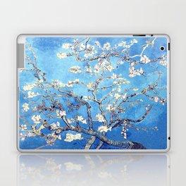 Vincent Van Gogh Almond Blossoms. Sky Blue Laptop & iPad Skin