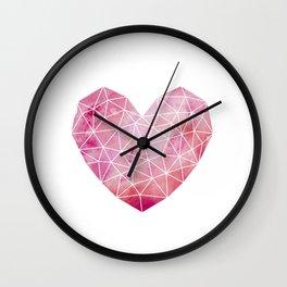 Heart No.1 Wall Clock