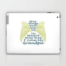 I Love My Grandpa Laptop & iPad Skin