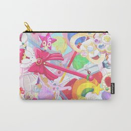 Who Runs The World? Carry-All Pouch