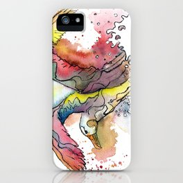 I'd rather be an albatross iPhone Case