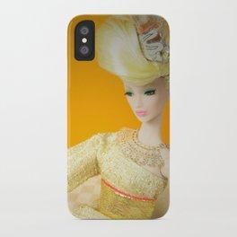 Liquid Lurex iPhone Case
