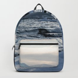 Frigid Waves Backpack