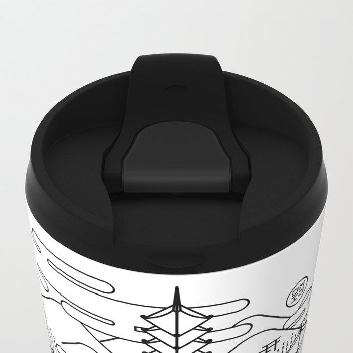KYOTO Metal Travel Mug