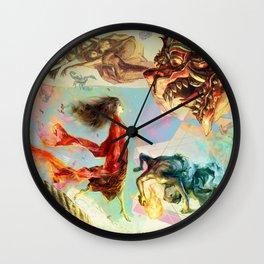 Demi Kala Wall Clock