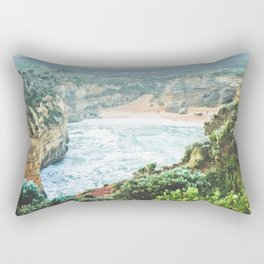 Wild seashore, Australia Rectangular Pillow