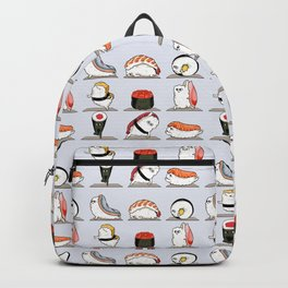 Sushi Yoga Backpack