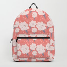 Happiness Tastes Like Cotton Candy Backpack