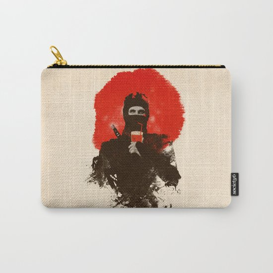 American ninjas like Bloody Mary Carry-All Pouch