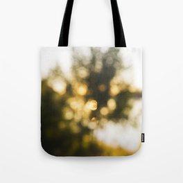 Golden Days of Summer Tote Bag
