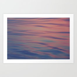 Ganga I Art Print