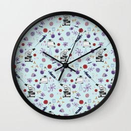 Science! Wall Clock