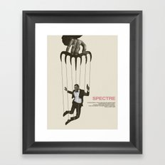 THE AUTHOR OF ALL YOUR PAIN Framed Art Print