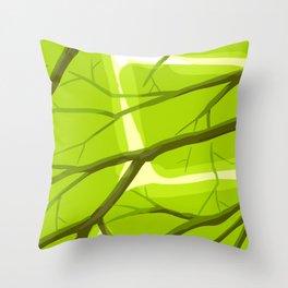 Hideout Throw Pillow