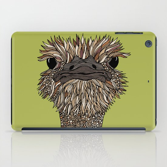 Hello Person iPad Case